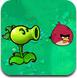 植物小鸟大战僵尸