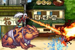 死神VS火影2.4