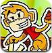 猴子扔大便