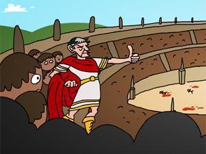凯撒的休息日