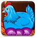 小鸡夺彩蛋