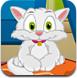 凯蒂猫玩泡泡