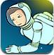 降落的宇航员