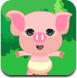 小猪吃粽子