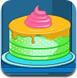 加工美味的蛋糕