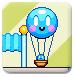 卡哇伊热气球