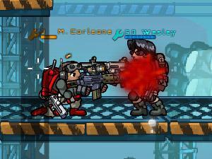 战火英雄3加强无敌版