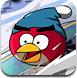 愤怒的小鸟滑雪