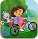 朵拉自行车春游