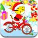 巧虎骑车2圣诞版