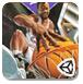 美国街头篮球练习