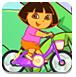 朵拉森林骑单车
