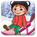 莉莉去滑雪