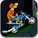 史酷比开摩托