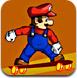 超级玛丽滑板赛2