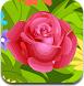 玫瑰花园找花