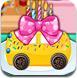 制作汽车蛋糕