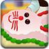 灰姑娘制作兔子蛋糕