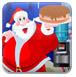圣诞老人做糕点