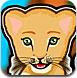狮子幼崽逃脱