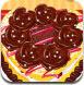 制作情人节蛋糕