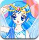 蓝衣天使精灵