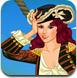 中世纪海盗船长换装