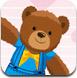 与心爱小熊出门去