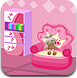 粉红女生房间