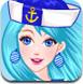 靓丽女水手