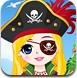 美女小海盗