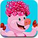 粉红小猪去美发