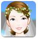 海边的美丽新娘