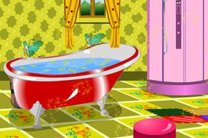 设计洗澡堂